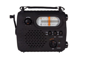 Kurbelradio Weltempfänger