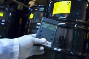 Geigerzähler Messung